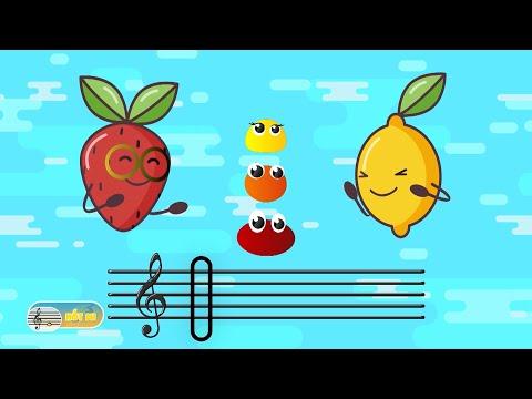 ĐỒ RÊ MÍ   Học âm nhạc qua các bài hát vui nhộn   LÀ LA LÁ
