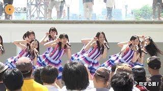 6月25日に発売の、X21のセカンドシングル「恋する夏!」のリリースイベ...