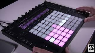 Ableton: Live 10 & Push 2 - Drum Programming & Arrangement