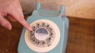 746 Push Button Telephone