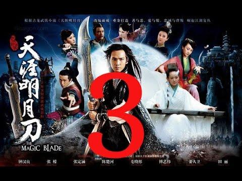 Phim Võ Thuật Kiếm Hiệp 2015 Tập 3   Ma Đao Nhất Nguyệt 2015 Tập 3