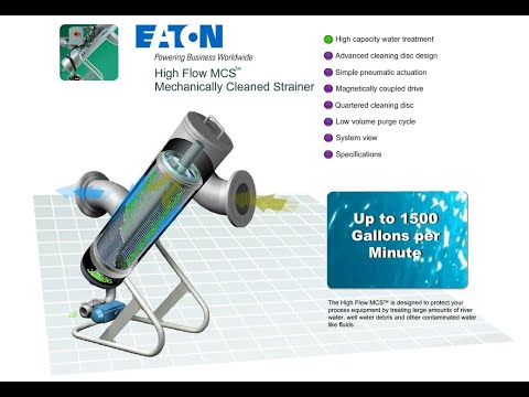 How It Works - MCS 500 Magnetically Coupled Filter - Eaton Filtration