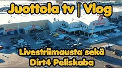 Vlog: Ylivieskan Kärkkäisen synttäri-live ja peliskaba