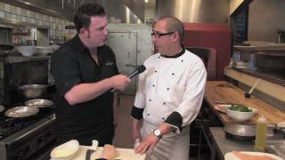 Chicken Florentine With Chef Alfredo - Health Beauty Life The Show