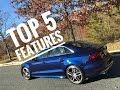 Top 5 2017 Audi S3 Prestige Features