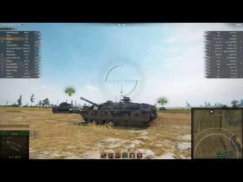 Слабый танк T95 очень   World Of Tanks