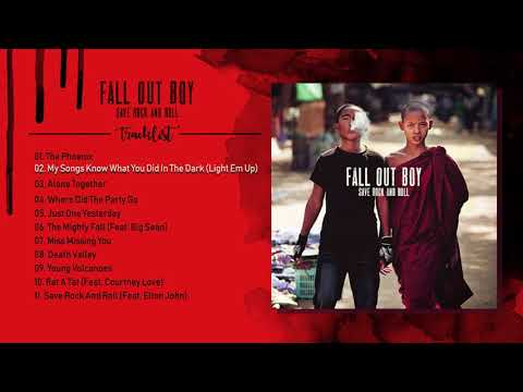 [FULL ALBUM] Fall Out Boy - Save Rock and Roll (2013)