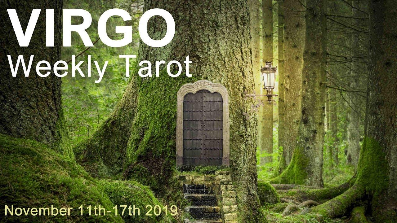 virgo weekly 24 to 1 tarot video
