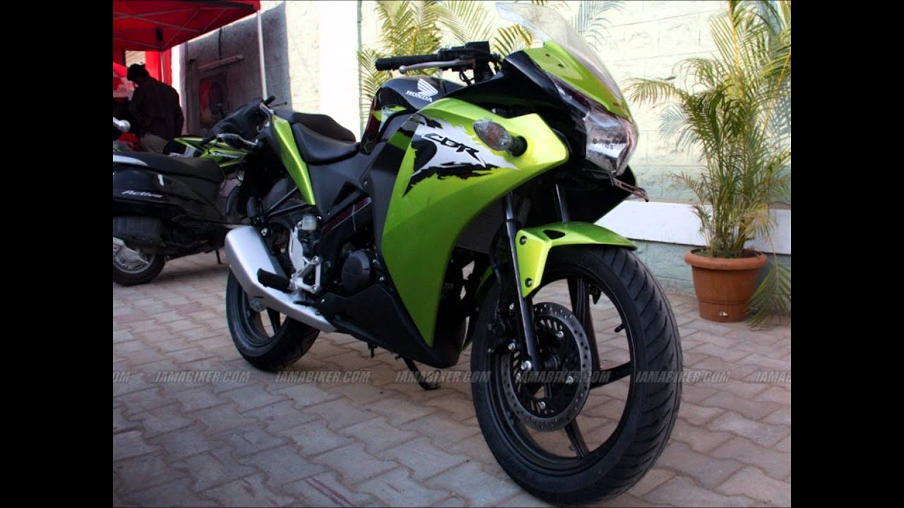 Honda Cbr 150r Colors Youtube
