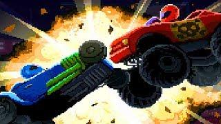БОЕВЫЕ МАШИНКИ DRIVE AHEAD #2 Игровой мультик про машины для детей битва тачек