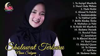 18 Lagu Shalawat Gambus Nissa Sabyan Durasi Panjang 1 jam lebih