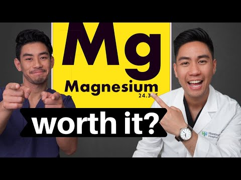 Should you take magnesium supplements, and what are the benefits of taking Magnesium?