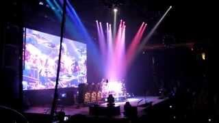 "Rush - Neal Peart ""Love 4 Sale"" drum solo, Sept. 21, 2010, Tulsa BOK Center"