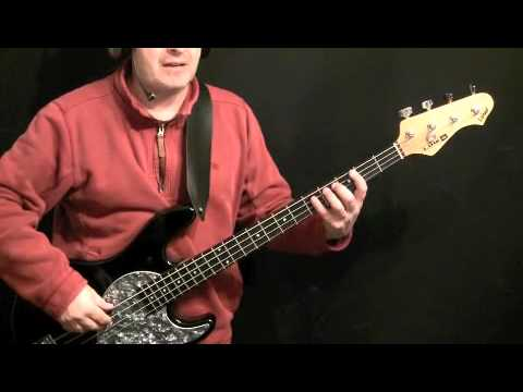learn how to play bass guitar to september earth wind and fire verdine white youtube. Black Bedroom Furniture Sets. Home Design Ideas