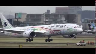 LLEGA  PRIMER  B 787 9    a    MÉXICO