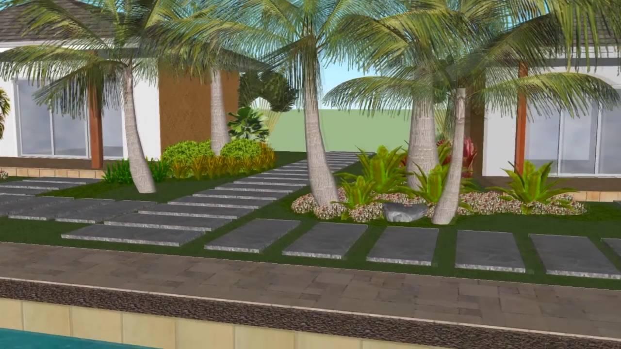 cadlao resort & restaurant landscape