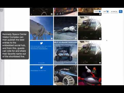 Kennedy Space Center Visitor Complex Uses Hashtag Contest To Stimulate Engagement