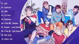 BTS Best 25 Songs 방탄소년단 노래 모음 베스트 25곡 (2013-2018)