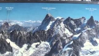 Mont Blanc - Aiguille du Midi w HD, cz  2