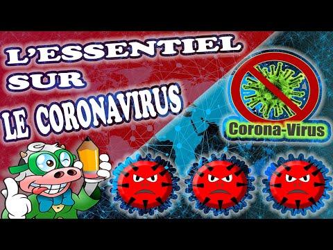 LE CORONAVIRUS ( LE MONDE DANS LA PEUR )