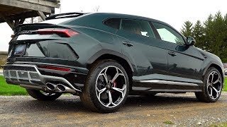 Delivering a BRAND NEW URUS to My Client's Winery!!!