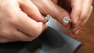 Cubic Zirconia VS Diamond   Ho…