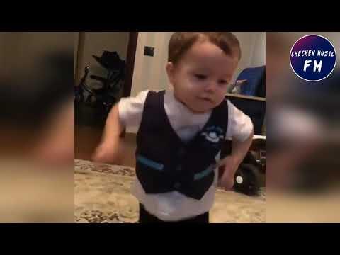 Маленький Джигит Танцует Под Песней Салам Алейкум Братьям 2019