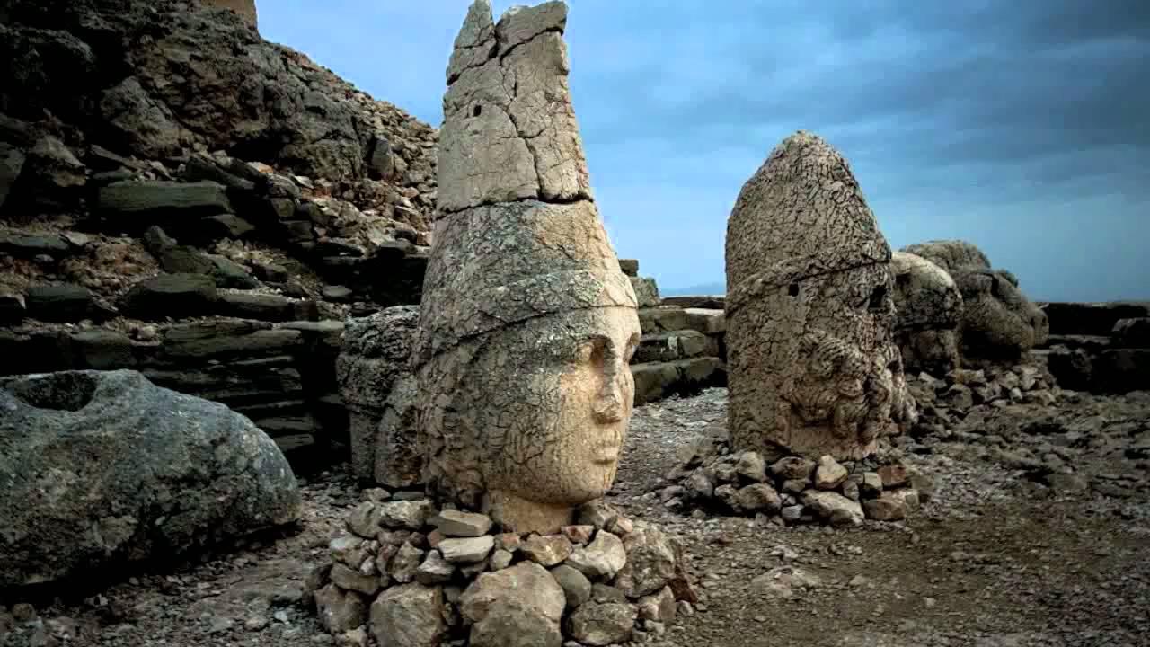 Mount Nemrut National Park - Turkey - YouTube