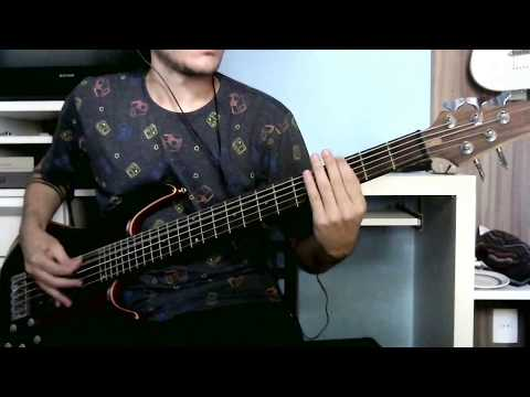 Godflesh - Defeated (Bass Cover)