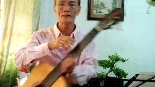 Đường xa ướt mưa - Đệm hát guitar