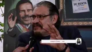Joaquín Cosío / La Dictadura Perfecta / Entrevista