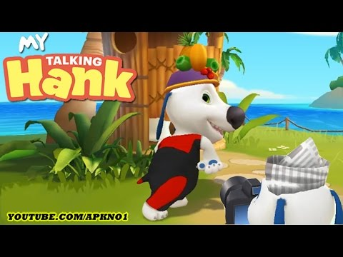 My Talking Hank Android Gameplay Ep 22