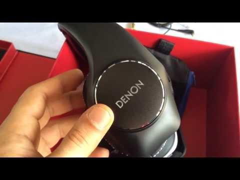 Denon Music Maniac AH-D340 #Answer to beats headphones