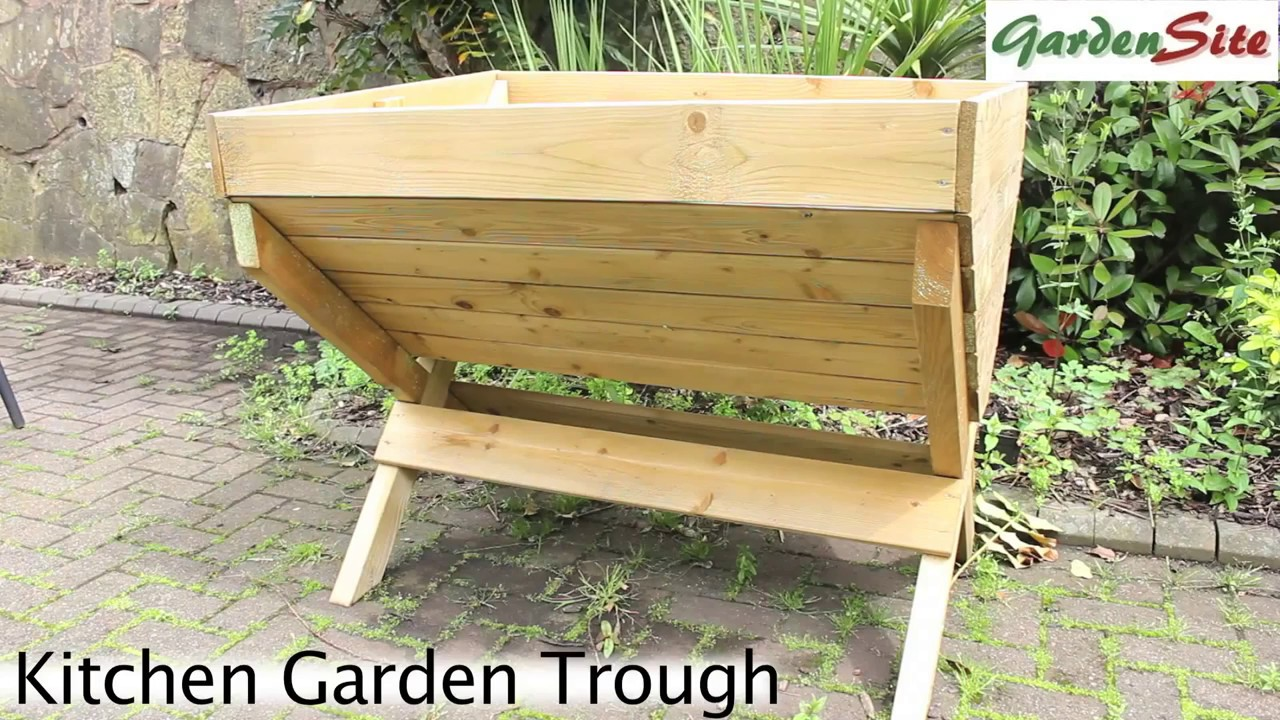 Features Of Forestu0027s Kitchen Garden Trough