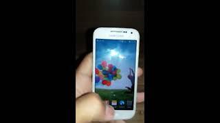 como colocar lanterna no Samsung S4 Mini