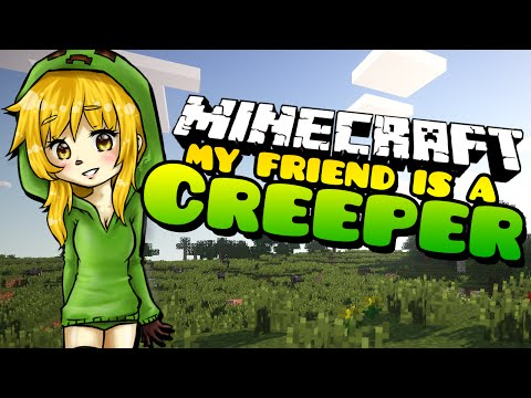 Minecraft: CUPA IS A YANDERE!? My Friend is a Creeper - (Minecraft Roleplay) Ep. 32