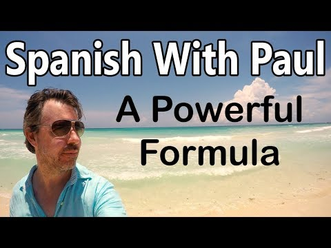 "A Powerful Formula! How To Say ""I'm Used To"" In Spanish"