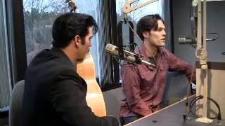 Million Dollar Quartet in Studio- Elvis and Johnny Cash pt 2