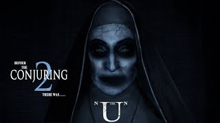 """How to Create Hollywood Horror Movie Poster """"THE NUN"""" Tutorial."""