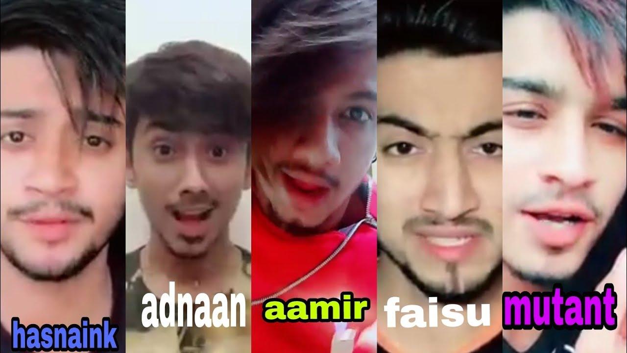 Mumbai Famous Boys On Tiktok Which One Best Youtube