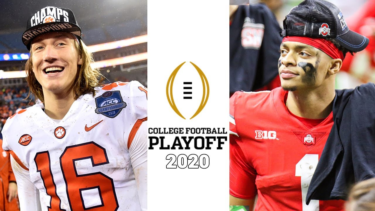 Ohio State vs Clemson 2020 In-Depth College Football Semi-Final Preview -  YouTube