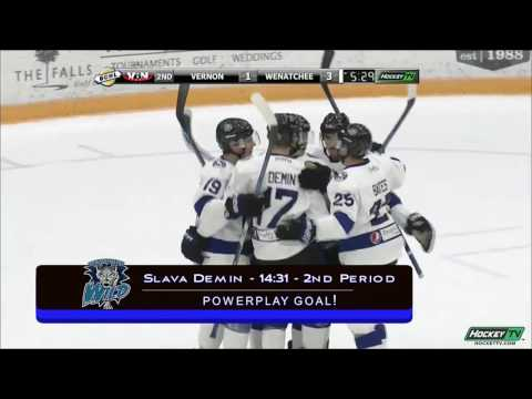 Wenatchee Wild Highlights 09-24-16