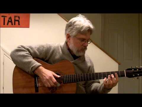 OM Guitar #5 built by Mike Mahar - Demo 2