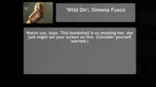 Simona Fusco in 'Wild on' E!