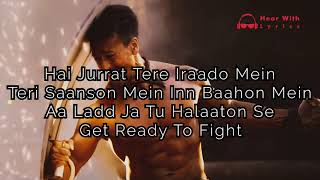 Get Ready to Fight Reloaded Lyrical Video | Baaghi 3 | Tiger Shroff, Shraddha Kapoor | Pranaay