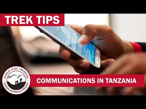 Will My Phone Work Climbing Kilimanjaro? A Guide to Communications in Tanzania  | Trek Tips