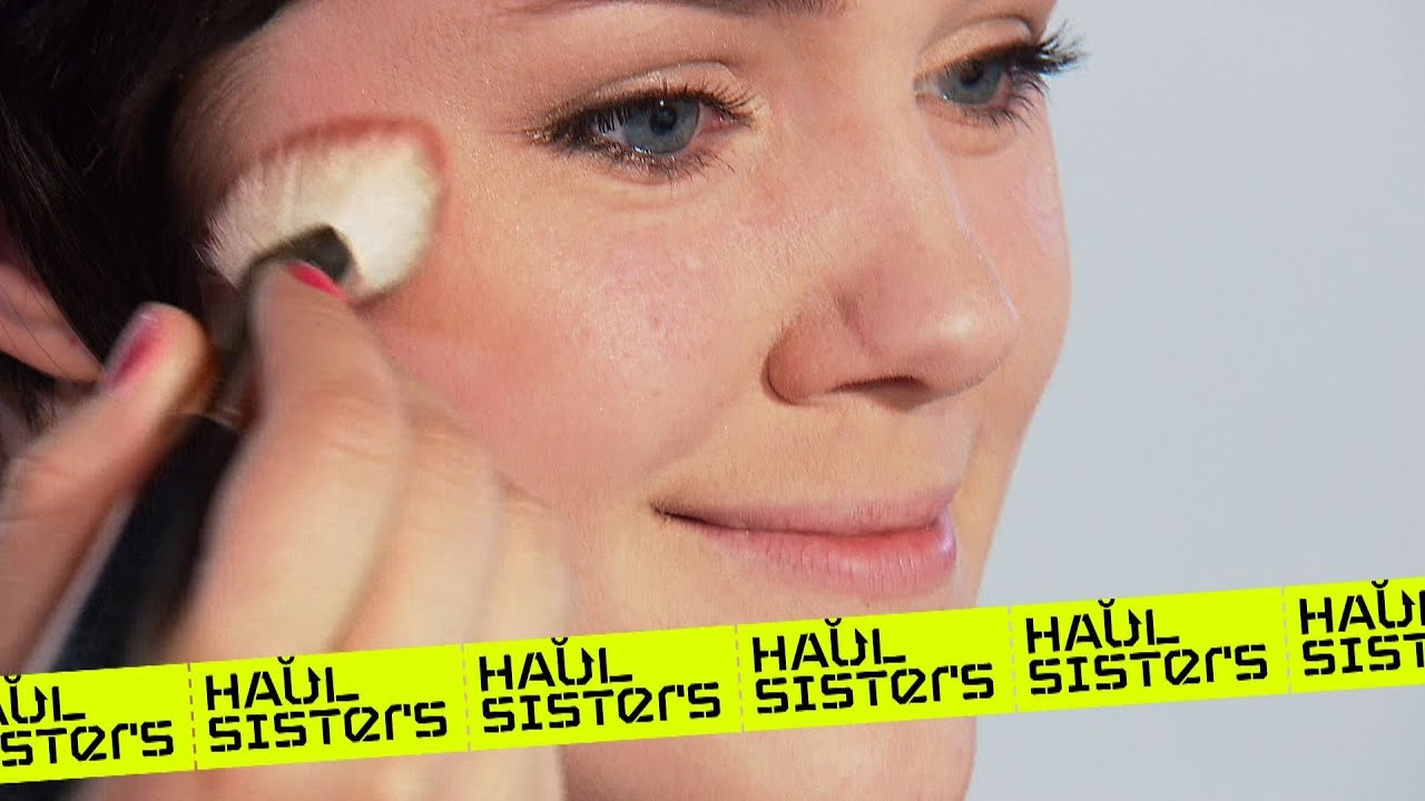20er jahre look makeup tutorial haul sisters thea. Black Bedroom Furniture Sets. Home Design Ideas