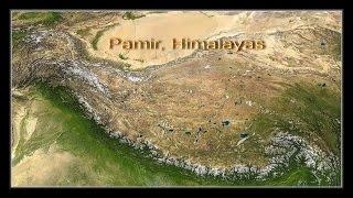 «Pamir of Himalayas» живое фото слайд-шоу аниме.