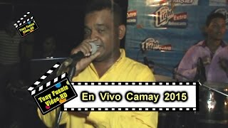 Ilusión Bailable/La Pelo de Oro/Camay 2015/Tony Fuente Video HD