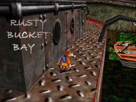Banjo-Kazooie Music: Rusty Bucket Bay